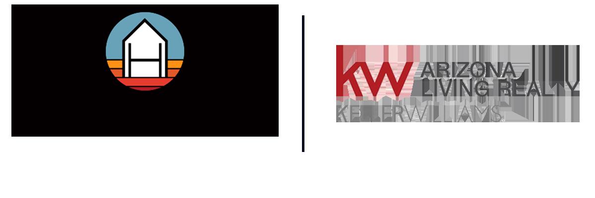 Keller Williams Arizona Living Realty Flagstaff logo