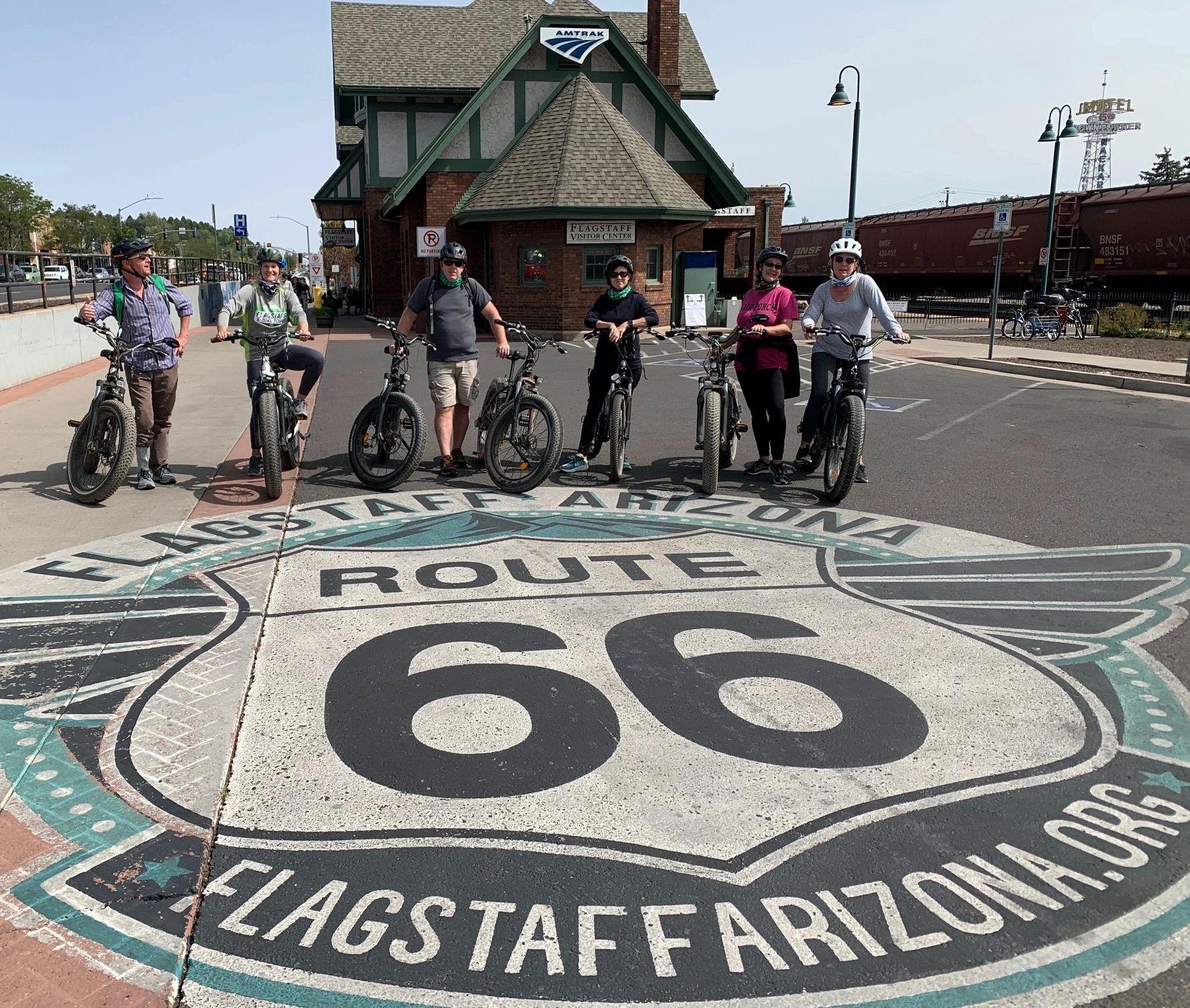 Urban Fun Flagstaff logo