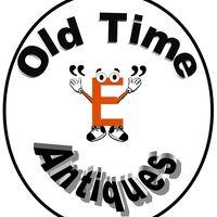 "Old Time ""E"" Antiques logo"