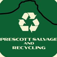 Prescott Salvage & Recycling logo
