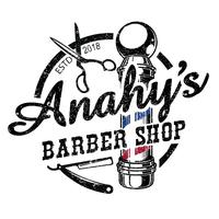 Anahy's Barbershop logo
