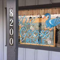 Blue Goose Resale logo