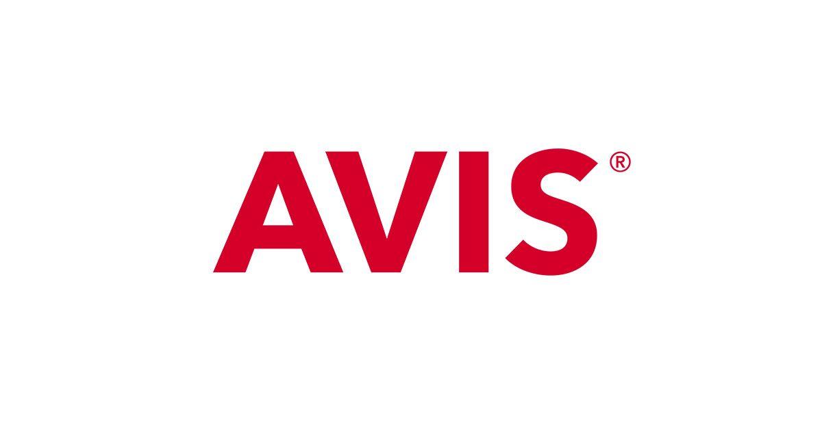 Avis Car Rental logo