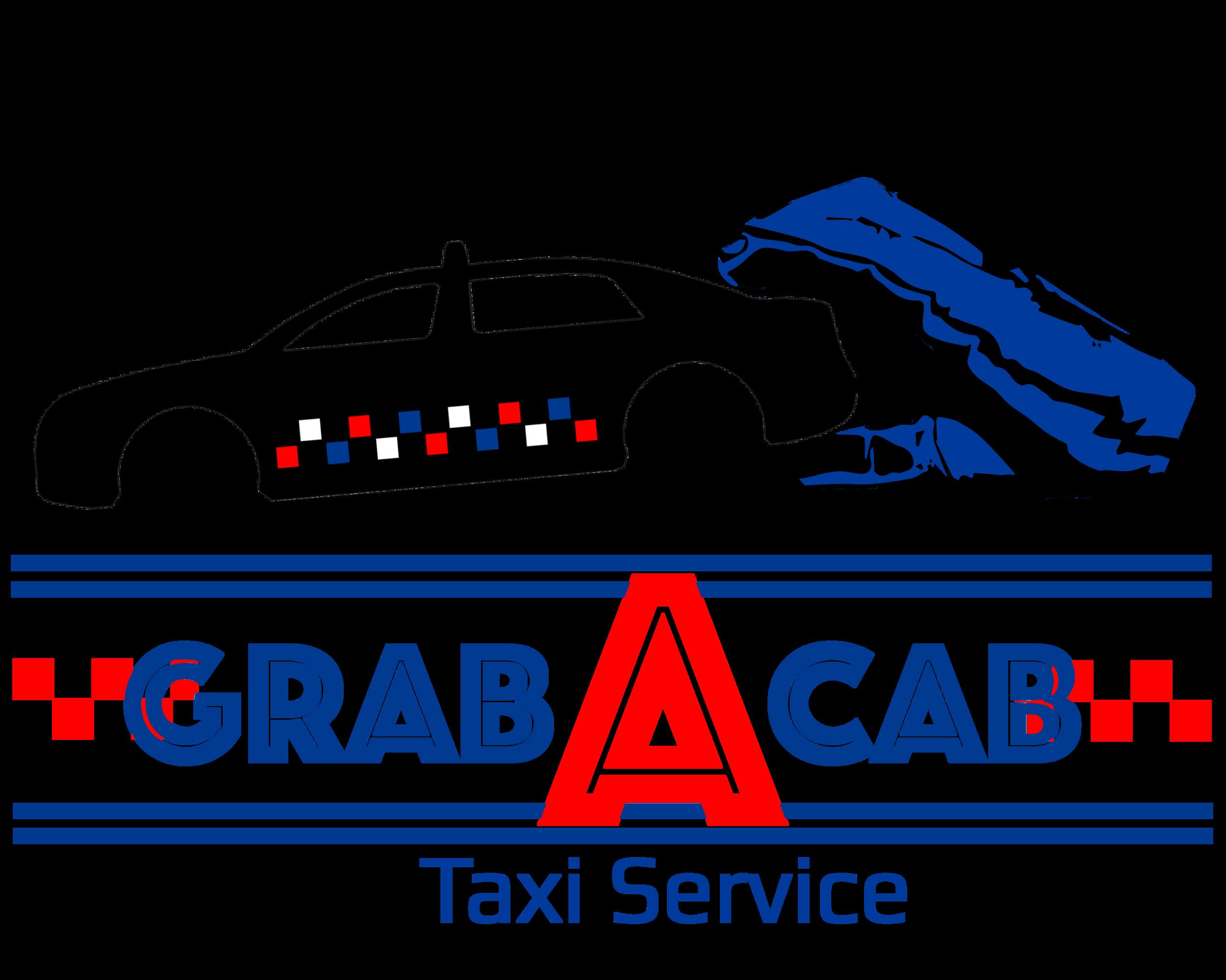 Grab A Cab Taxi Service logo
