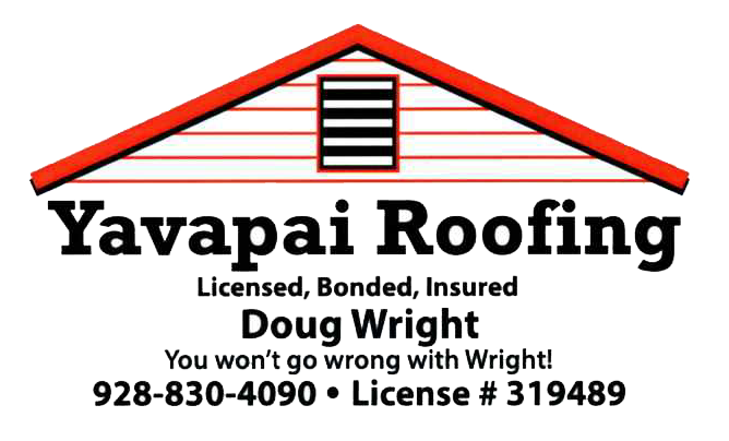 Yavapai Roofing logo