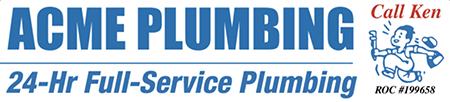 ACME Plumbing logo