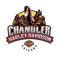 Chandler Harley-Davidson logo