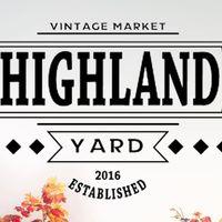 Highland Yard Vintage logo