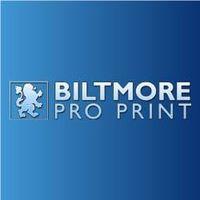 Biltmore Pro Print logo