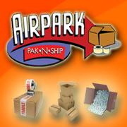 Airpark Pak N Ship logo