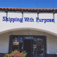 Shipping With Purpose logo
