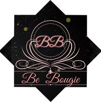 Be Bougie Candle Co logo