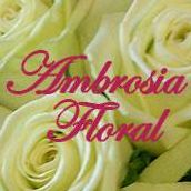 Ambrosia Floral Boutique logo