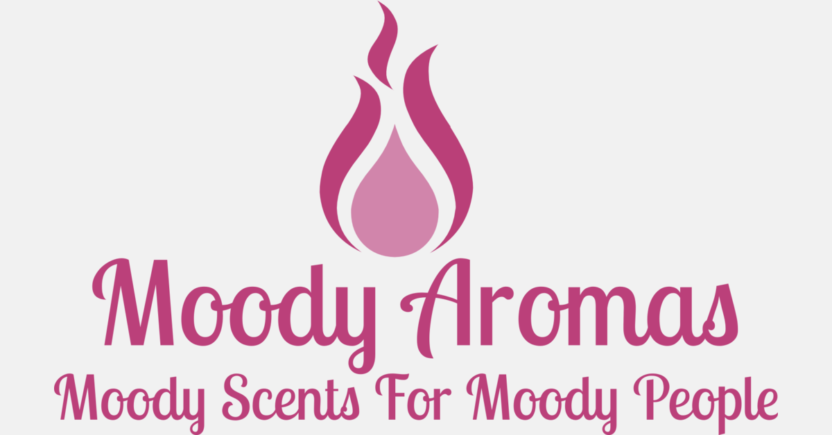 Moody Aromas LLC   Your Essential Candle Shop logo