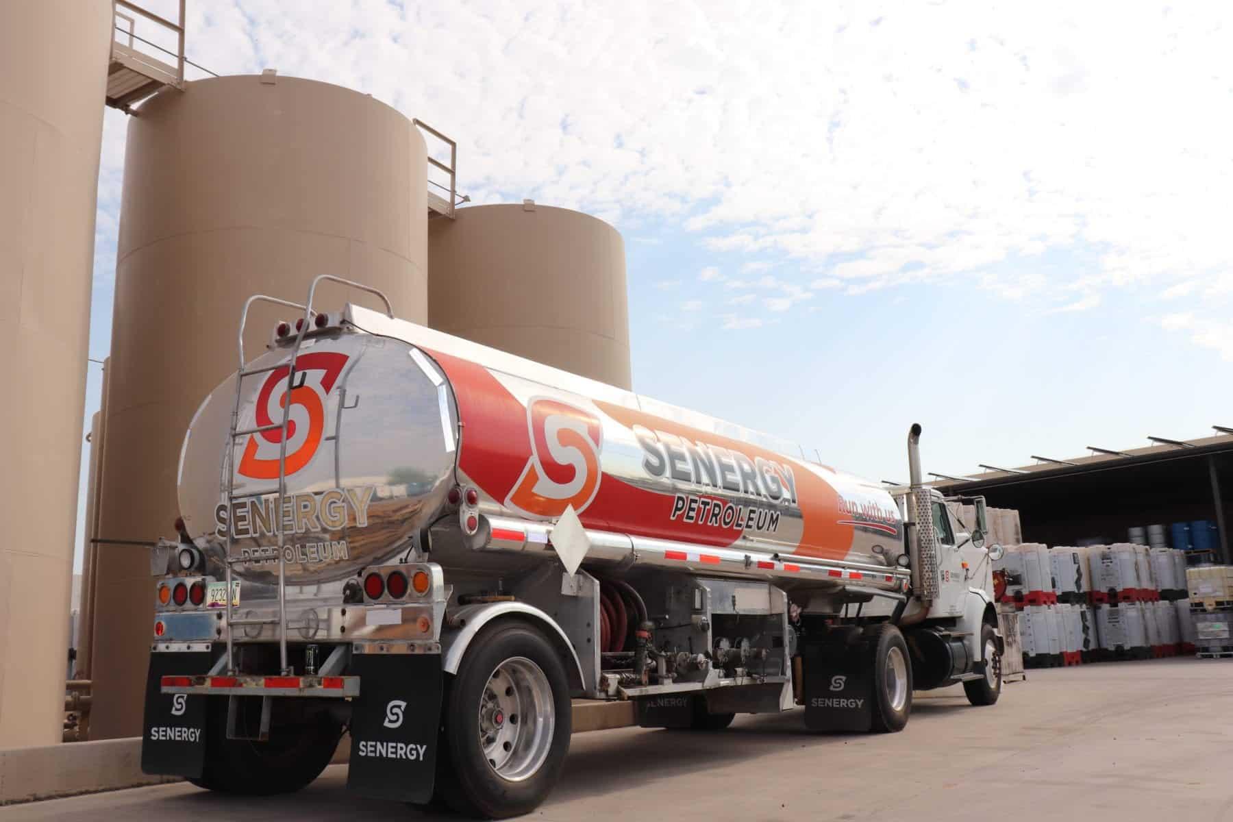 Senergy Petroleum - PetroStop Cardlock logo