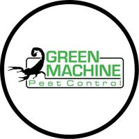 Green Machine Pest Control logo