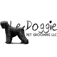 Le Doggie Pet Grooming logo