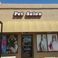 Scottsdale Pet Salon logo