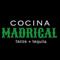 Cocina Madrigal Tacos + Tequila logo