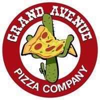 Grand Avenue Pizza Company logo
