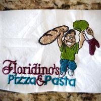 Floridino's Pizza & Pasta logo