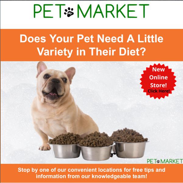 My Pet Market logo
