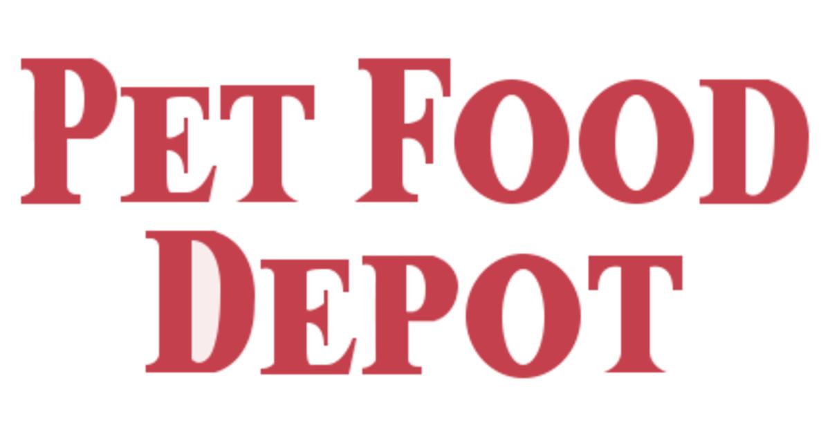 Pet Food Depot logo
