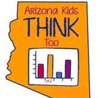 Arizona Kids Think Too logo