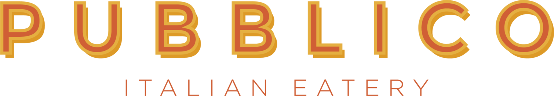 Pubblico Italian Eatery logo