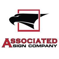 Associated Sign Company logo