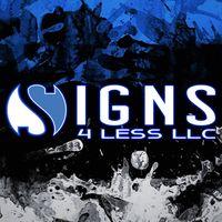 Signs 4 Less LLC logo
