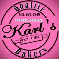 Karl's Quality Bakery logo