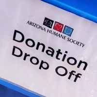 Arizona Humane Society Thrift Store logo