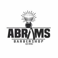 Abram's Barbershop logo