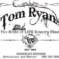 Tom Ryan's logo
