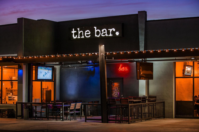 The Bar logo