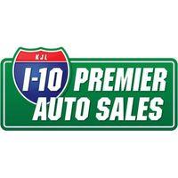 I-10 Premier Auto Sales logo