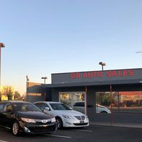 DR Auto Sales Scottsdale logo
