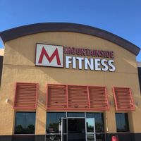 Mountainside Fitness Desert Ridge logo