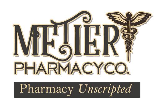 Metier Pharmacy logo