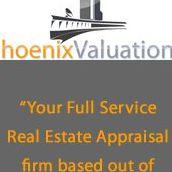 Phoenix Valuations logo