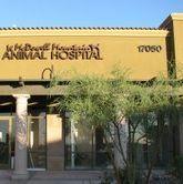 McDowell Mountain Animal Hospital logo