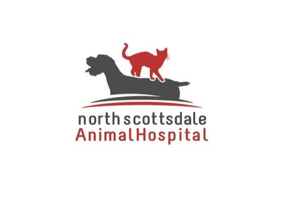 North Scottsdale Animal Hospital logo
