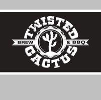 Twisted Cactus Brew & BBQ logo