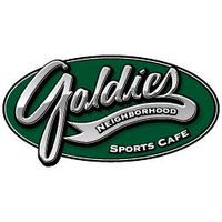 Goldie's Sports Cafe logo