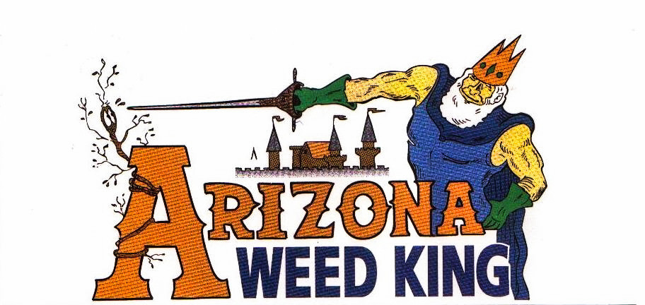 Arizona Weed King logo