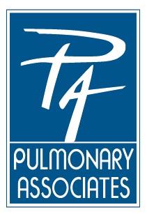 Pulmonary Associates logo