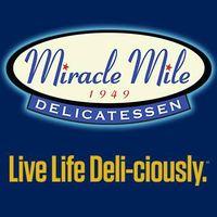 Miracle Mile Deli logo