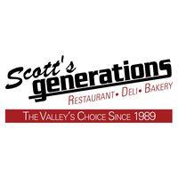 Scott's Generations logo