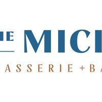 The Mick Brasserie logo